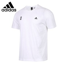 Original New Arrival  Adidas WJ SS WV MIX Mens T shirts short sleeve Sportswear