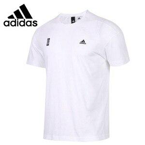 Image 1 - מקורי חדש הגעה אדידס WJ SS WV לערבב גברים של חולצות קצר שרוול ספורט