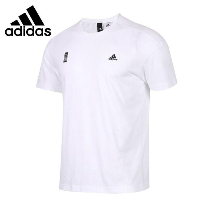 מקורי חדש הגעה אדידס WJ SS WV לערבב גברים של חולצות קצר שרוול ספורט