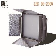 Dison DS 2000 150W LED Video Light 3200k 5500K CRI95 Camera Photo LED Video Lamp for