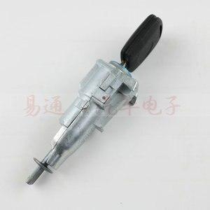 Image 5 - Für Skoda Superb Octavia OEM Linken Vorderen Türschließzylinder für Skoda Superb Octavia mit 1 stücke SCHLÜSSEL
