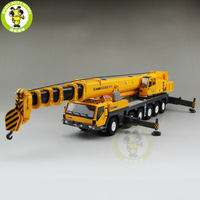 1/50 XCMG QAY200 All Terrain Crane Construction Machinery Diecast Model Truck