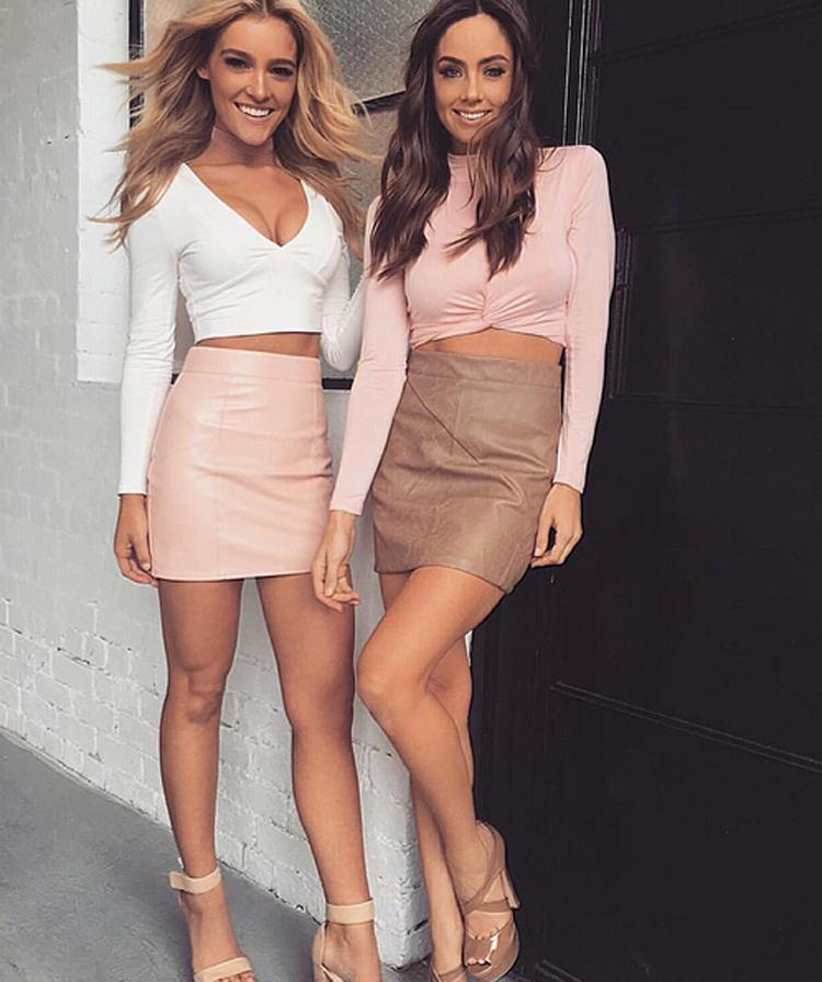 HTB1KqXdOVXXXXXWapXXq6xXFXXXF - Women Sexy Leather Short Mini Skirt PTC 133