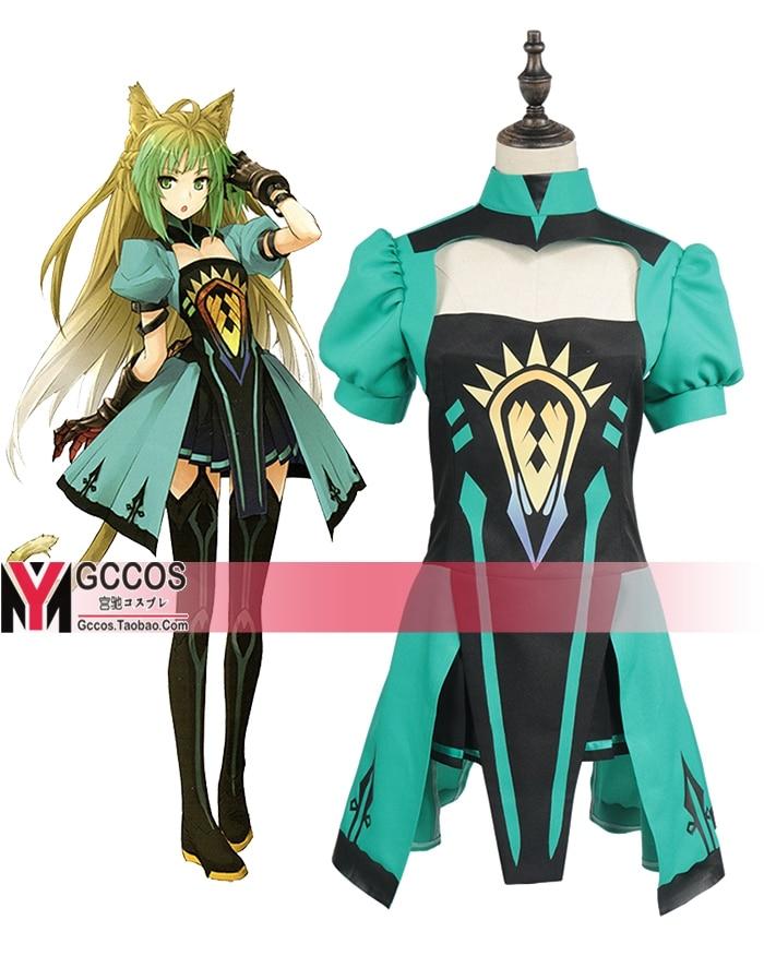 FGO Fate Grand Order Atalanta Uniforms Cosplay Costume ...