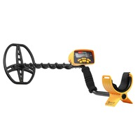 MD 6350 Underground Metal Detector Gold Digger Treasure Hunter MD6350 MD6250 Updated Professional Detecting Equipment Pinpointer