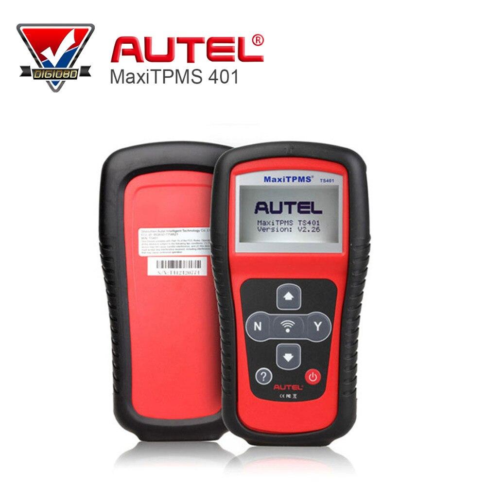 imágenes para 2017 NUEVA ACTUALIZACIÓN de Autel MaxiTPMS TS401 TPMS de diagnóstico herramienta de prueba con sensor de 433 & 315 funtion mismo con Autel TS501