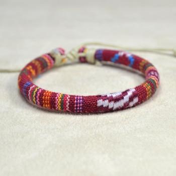 Handmade cotton and linen bracelet clothing accessories DIY small jewelryfor women  #EZ209