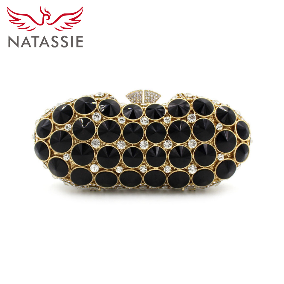 ФОТО NATASSIE New Arrival Casual Fashion Women Day Clutches Evening Shoulder Bags Lady Geometric Handbags High Quality Party Purses