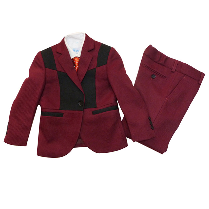 Boys dress suit Blazer jacket sets 3 pieces Wedding suits for Kids Clothes sets Page boy Outfits Children Prom suit 2016 new arrival fashion baby boys kids blazers boy suit for weddings prom formal wine red white dress wedding boy suits