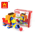 Children Plastic The Conduit Building Block Toys/ Baby Alpinia  Spelling Insert Child Toys Suit
