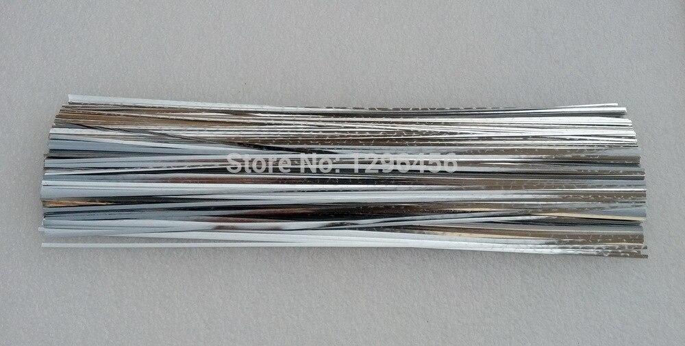 RoHS 200mm putcut sin plomo solar TAB Alambres S, precortadas tabulación Alambres, cualquier tamaño está bien, adecuado para 125 panel solar, - 2