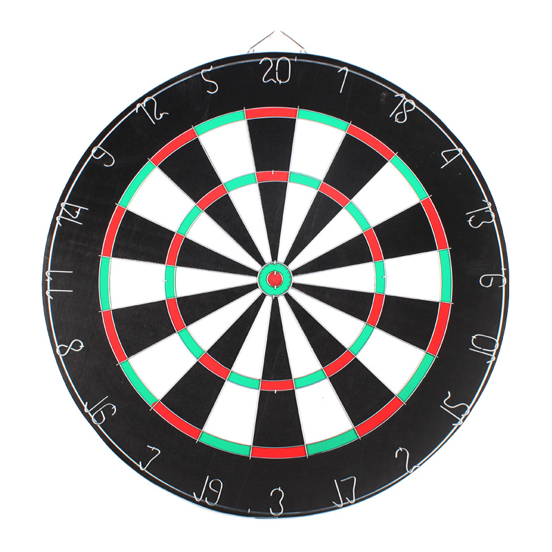 Standard Magnet Darts Board Safety Dart Board Set 12/15/17/18 inch Indoor Hanging Number Target Game For Steel dart target