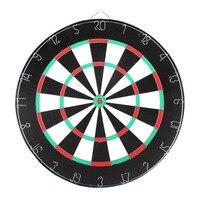 Standard Magnet Darts Board Safety Dart Board Set 12/15/17/18 inch Indoor Hanging Number Target Game For Steel dart target