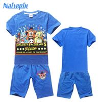 Five Night At Freddy Boy Clothing Set Children Sport Suits Children S Clothes Sets For Kids