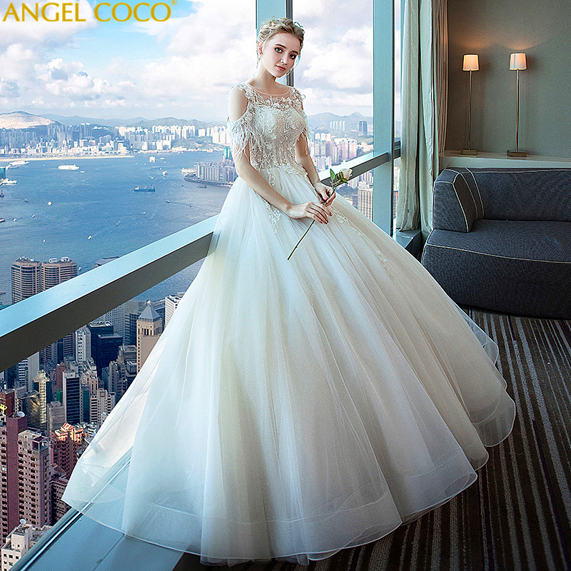 Pregnant Pregnancy Maternity Dresses 2018 New Floor Length Plus Size Women Clothing Pregnant Wedding Dress Bride Ball Gown plus size butterfly print ball gown dress