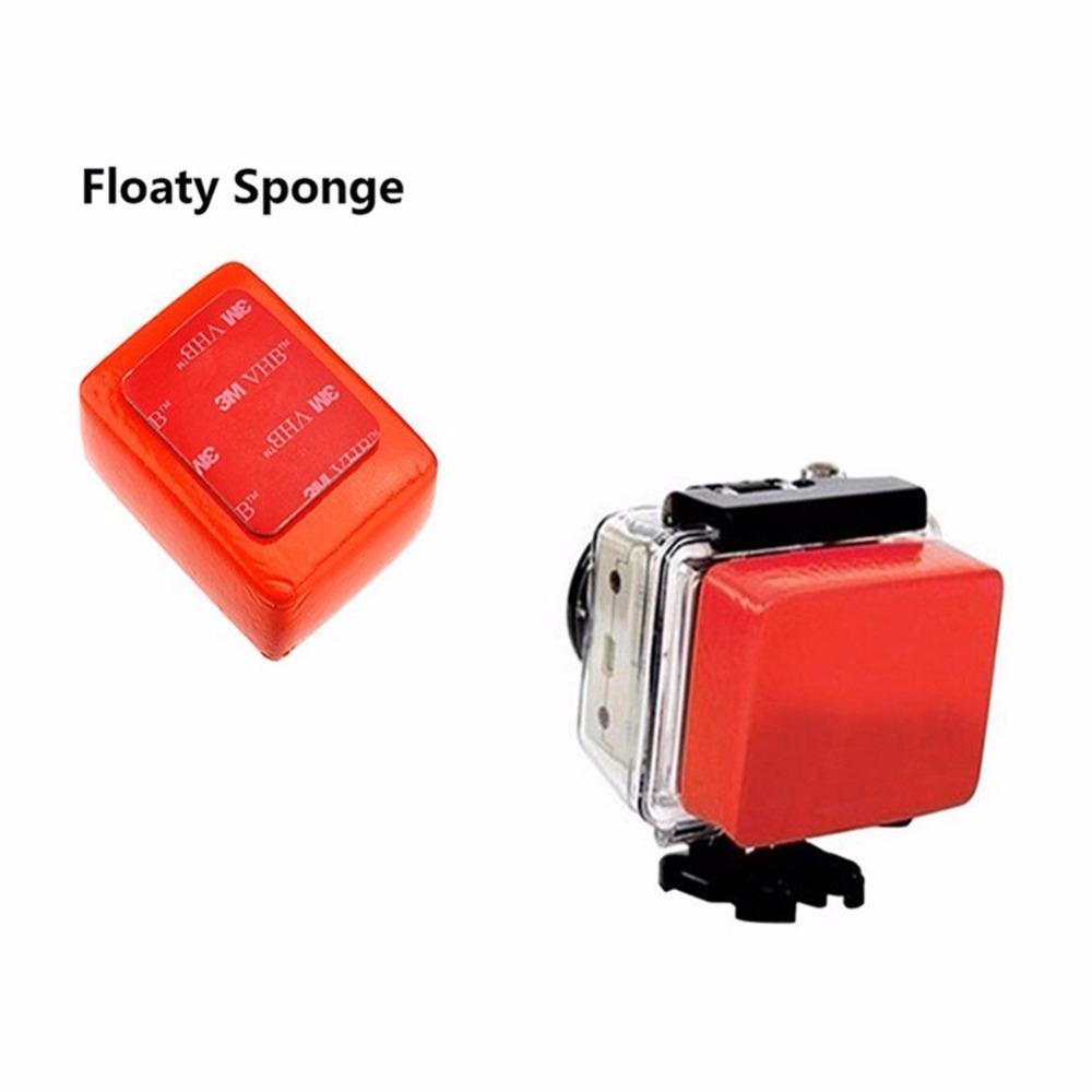 Floaty Sponge For gopro hero style camera for xiaomiyi 4k