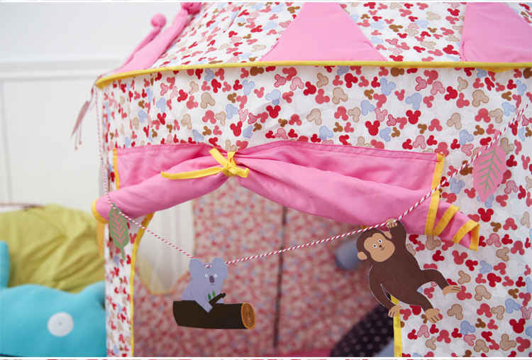 Kids play tent  (7)