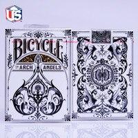 Archangels Boong Thẻ Chơi Xe Đạp Kích Thước Xi USPCC Lý Thuyết 11 Phiên Bản Giới Hạn Ảo Thuật Bộ Sưu Tập Quà Tặng Poker
