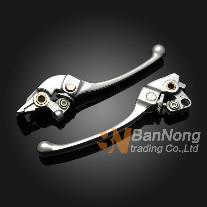 ФОТО Free shipping motorcycle Brake Clutch lever Handle Shank For Honda VFR800 98-01/CBR1100XX BLACKBIRD 97-07ST1300/ST1300A 03-07/