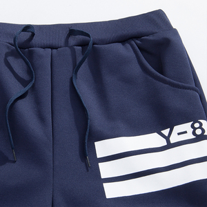 Image 3 - Bolubao Frühling Männer Set Qualität Fleece Sweatshirt + Hosen Männliche Trainingsanzug Sporting Schweiß Anzüge Herren Survêtement Sportswear