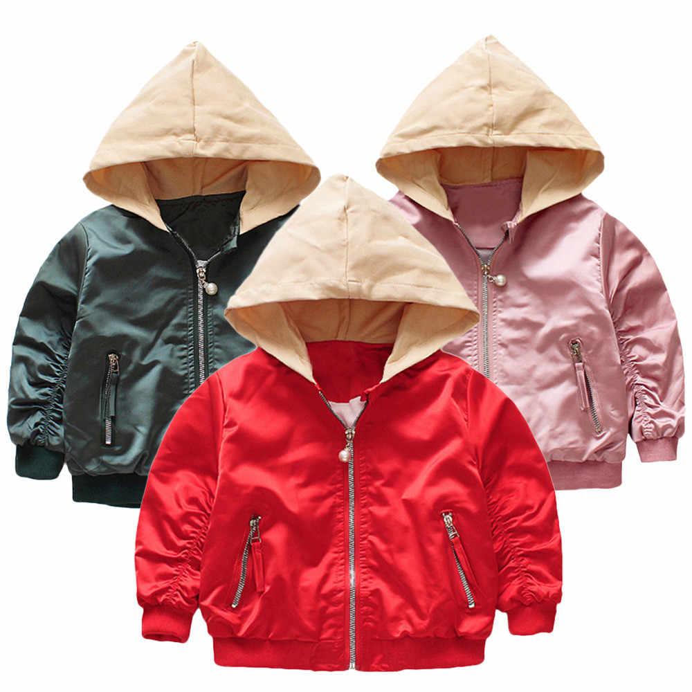Куртка с героями мультфильмов для маленьких девочек; Верхняя одежда с капюшоном; пальто; детская куртка; manteau bebe fille
