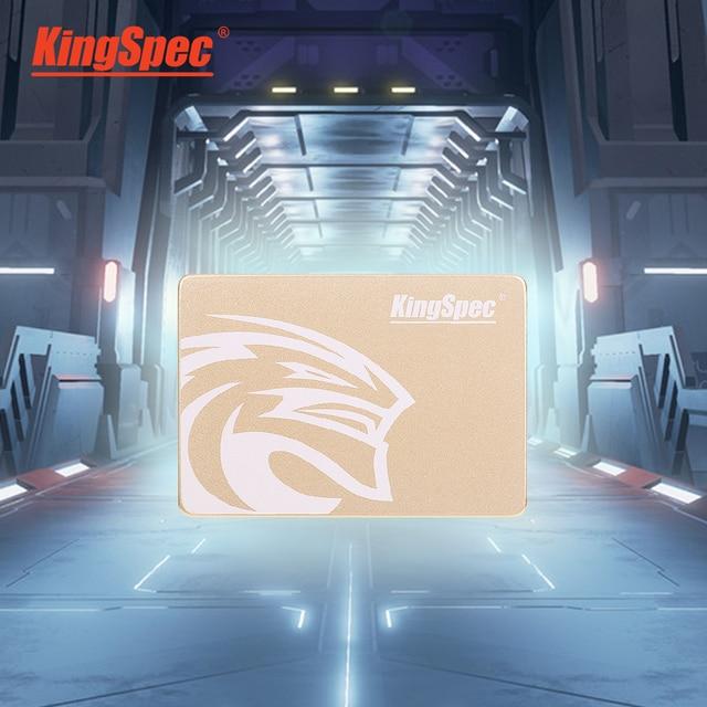 KingSpec SSD 120GB 480GB SSD 1TB 2TB hdd 2.5 Hard Disk sata iii Internal Solid State Hard Drive for laptop PC Desktop
