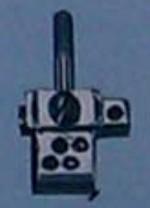SIRUBA  INTELOCK F007E-W922/FW 4 NEEDLE 6 LINE CLAMP #M4460 FREE SHIPPING