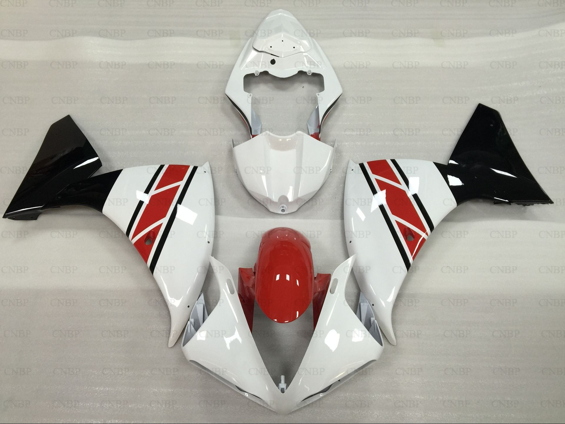 Fairing YZF R1 09 10 Motorcycle Fairing YZF1000 R1 2009 2009 - 2011 White Red Black Fairing Kits YZFR1 2009 hot sales for yamaha r1 fairings yzfr1 2007 2008 yzf r1 yzf r1 yzf1000 r1 07 08 red black abs fairings injection molding