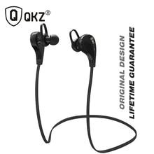 Buy Bluetooth Headphones QKZ G6 Wireless Stereo Earphones Fashion Sport Running Studio Music Headsets with Microphone fone de ouvido