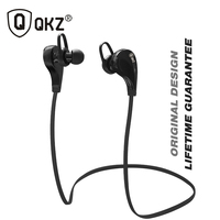 Bluetooth Headphones QKZ G6 Wireless Stereo Earphones Fashion Sport Running Studio Music Headsets With Microphone Fone
