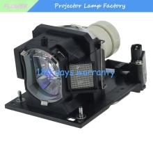 купить NEW Compatible DT01511 Projector Lamp for HITACHI CP-AX2503 CP-AX2504 CP-CW250WN CP-CW300WN CP-CX250 CP-CX300WN HCP-K26 HCP-K31 дешево