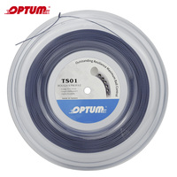OPTUM ROUGH X PROFILE Tennis Racket Strings Polyester Alu Power Rough 125 200m/reel