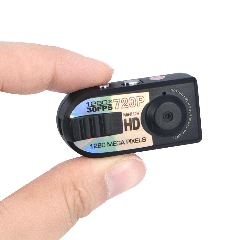Full HD Mini DV Видеокамер 720 P 30fps DV DVR Мини Видеокамера ИК Ночного Видения Обнаружения Движения Видеорегистратор рекордер