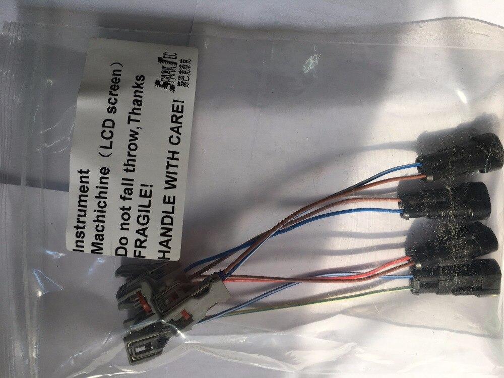 BST309 Signal angeschlossen mit 2pin HID verwendet für Delphi fuel injector und harnstoff injektor
