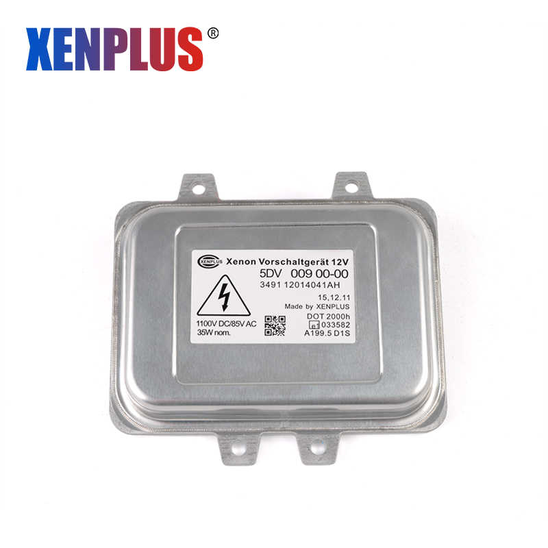 Xenplus New 5DV00900000 Xenon Headlight BALLAST Control Unit For BMW Ford MERCEDE-BENZ Land Rover HYUNDAI 5dv 009 000-00