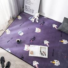 Football pattern 3D Printed Children carpets For Kids Living room bedroom decor rug and carpet baby Game Non-slip Floor Mats недорого