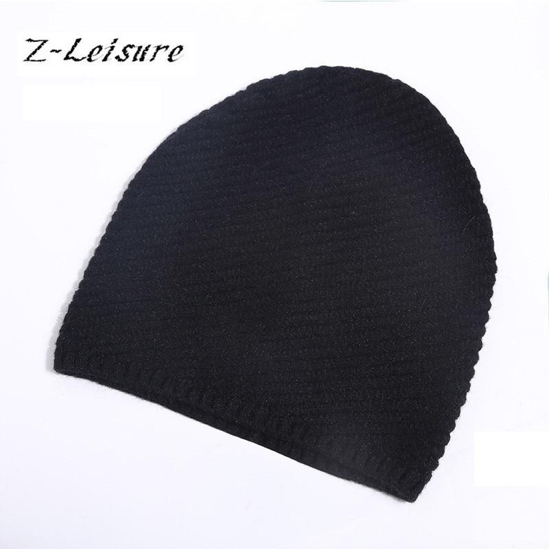 Brand  Beanies Knitted Winter Hat Caps Skullies Winter Hats For Women Men Beanie Warm Fashion Male Cap KC002 skullies