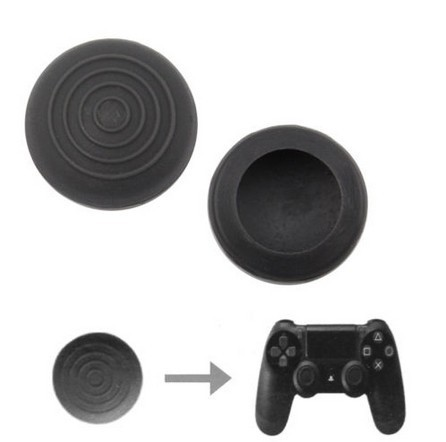 4pcs/lot NEW Thumb Grips Caps Silicone Rubber For Sony For PS3/PS4 / XBOX One/360 Controller Analogue Sticks