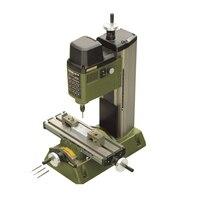 220 В 100 Вт PROXXON мини фрезерный станок MF70 Настольный сверлильный станок