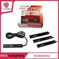 Универсальный APEXI Turbo Таймеры Оригинальная Коробка Цвета для NA & Turbo Управления Светодиодный Цифровой Дисплей Красный Белый Синий Свет RS-BOV012