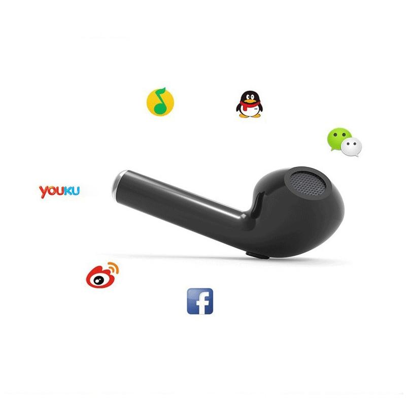 Newest Wireless In-earphone Bluetooth Earphone Headset For iPhone 7 Neckband sport earphone Bluetooth V4.1