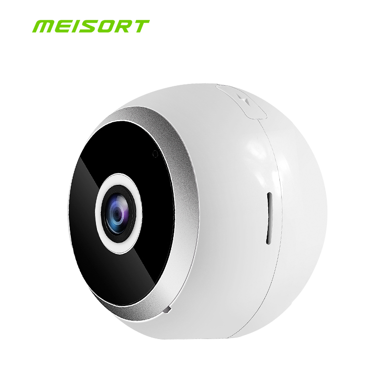 original meisort 360 degree hd ip camera wifi home. Black Bedroom Furniture Sets. Home Design Ideas