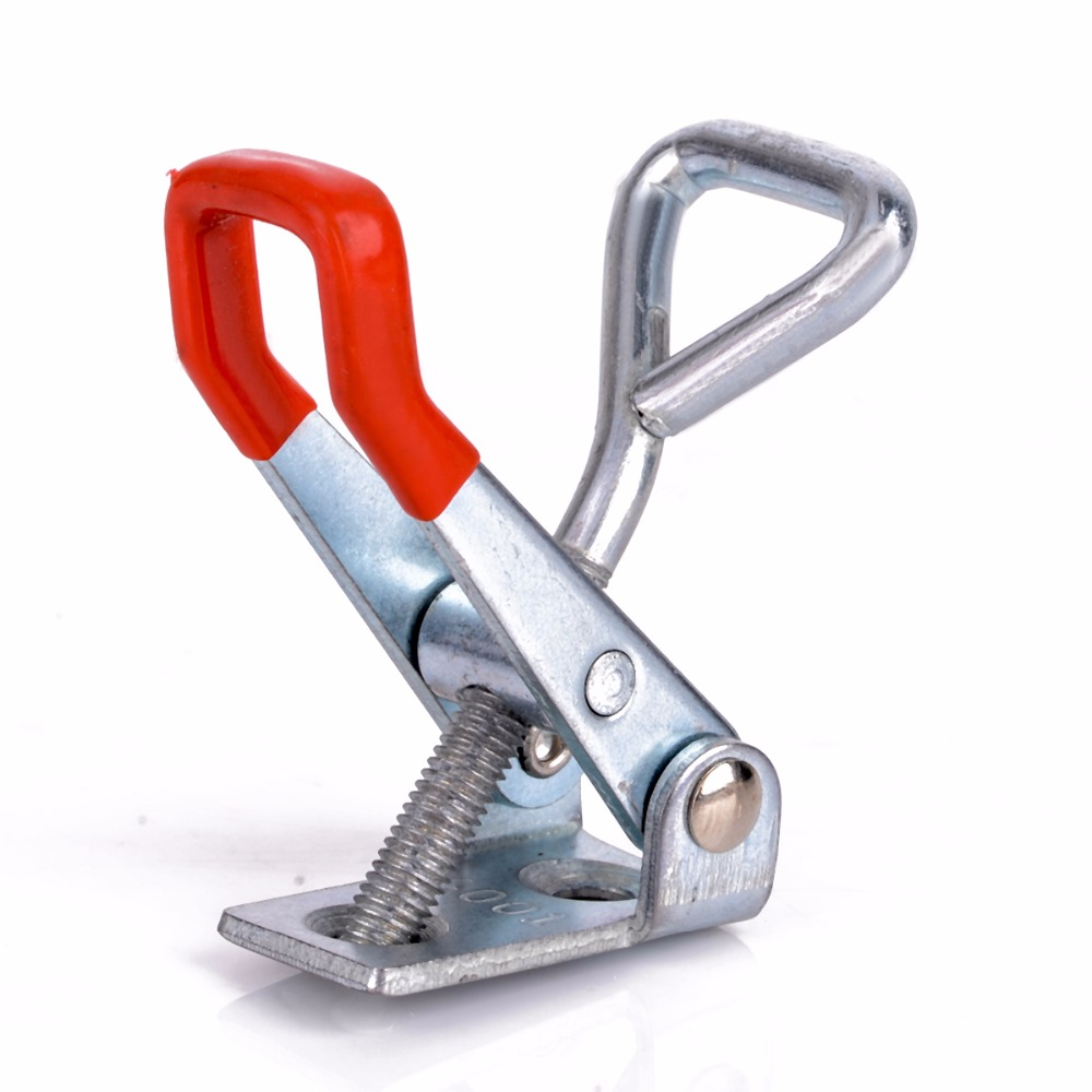 High Quality GH-4001 Quick Toggle Clamp 100Kg 220Lbs Holding Capacity Latch Hand Tool