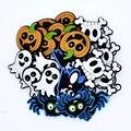 50 шт.; Обувь принцессы с изображением мышки утки на Хэллоуин с логотипом героя; Очаровательная обувь; Браслет; Подарок на Рождество