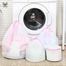 luluhut dragkedja väska fin mesh omsorg tvättväska tjocka bröst underkläder skjorta tvätt skyddspåse tvättmaskin väska