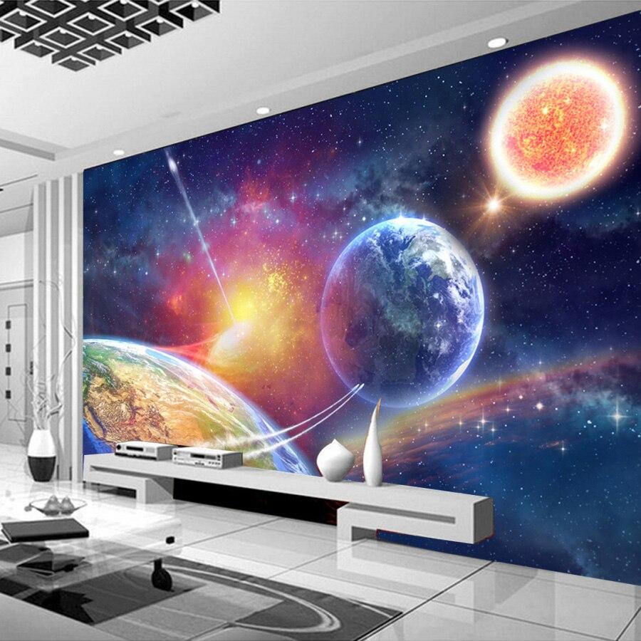 Popular Star Wallpaper For Walls Buy Cheap Star Wallpaper For