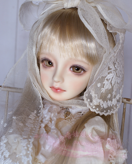 1/4 scale about 40cm BJD nude doll Girl C recast BJD doll Resin model toy.not include clothes;shoes and wig  A15A462 1 4 bjd dollfie girl doll parts single head include make up shang nai in stock