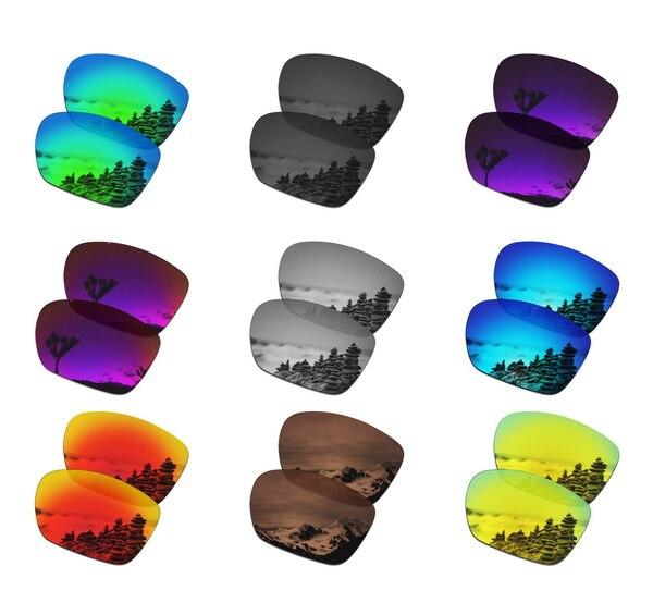 SmartVLT Polarized Replacement Lenses For Oakley Twoface XL Sunglasses - Multiple Options