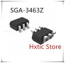 10PCS SGA-3463Z SGA-3463 SGA3463Z SGA3463 SOT-363 IC