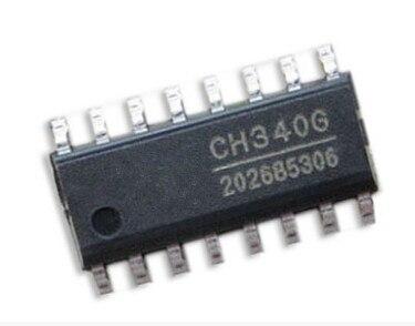 2 шт./лот CH340G CH340 SOP16 IC